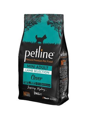 Petline Natural Premium Mini Adult Lamb And Rice Dog Food 3kg