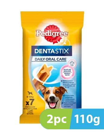 Pedigree DentaStix Daily Dental Chew for Small Dogs 2 x 110 g