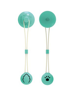 M-Pets TAMPO Cat Toy Leaf with Treat Dispenser