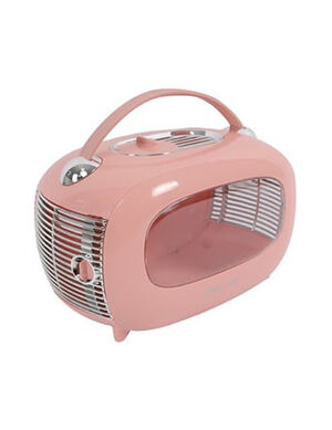 M-Pets SIXTIES Classic Pet Carrier Pink