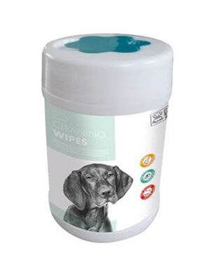 M-Pets Cleaning Wipes ears, eyes and muzzle 80pcs