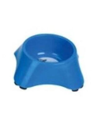 M-Pets Melamine Single Bowl Blue 1100ml