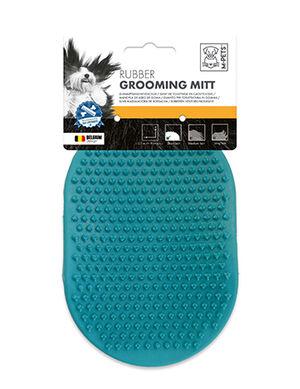 M-Pets Rubber Grooming Mitt