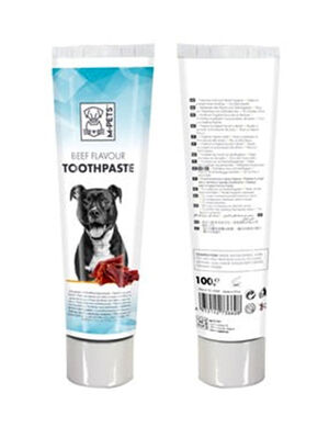 M-Pets Toothpaste Beef Flavor -  Dogs product