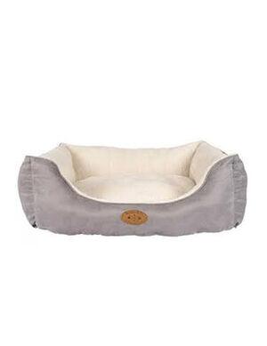 Pet Brands Banbury & Co Luxury Dog Sofa Bed Grey Medium
