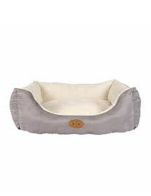 Pet Brands Banbury & Co Luxury Dog Sofa Bed Grey X-Large