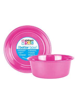 Platinum Pets Dog Bowl Candy Pink Small