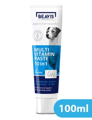 Beavis Dog Multi Vitamin Paste 10 in 1 100ml
