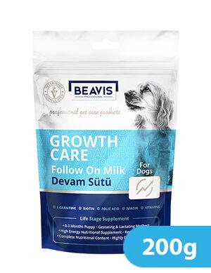 Beavis Growth Care Puppy Dog Follow on Milk 200gr