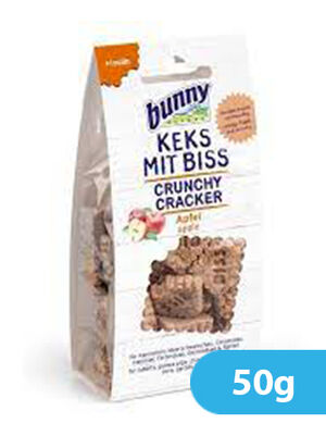 Bunny Nature Crunchy Cracker with Apple 50g