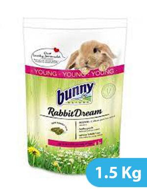 Bunny Nature Rabbit Dream Young Rabbit Food 1.5 Kg