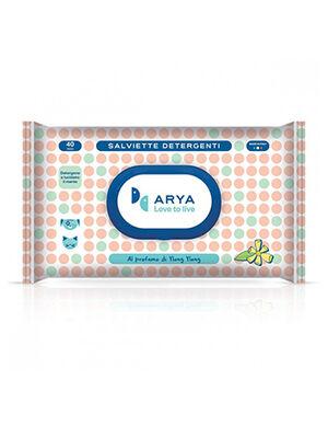Lindocat ARYA Wet Wipes - Ylang Ylang