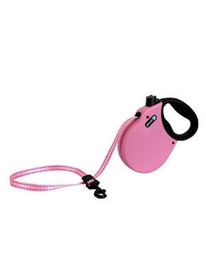 Alcott Adventure retractable leash Medium Pink