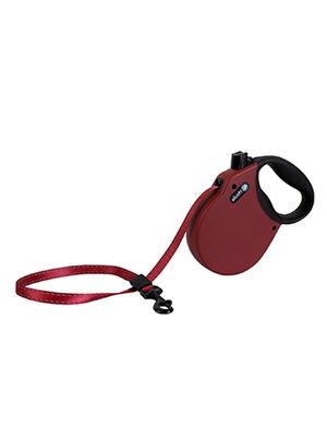 Alcott Adventure retractable leash Medium Red