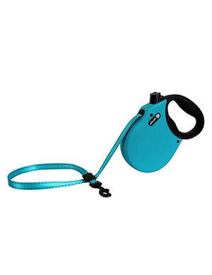 Alcott Adventure retractable leash Small Blue