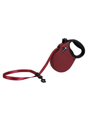 Alcott Adventure retractable leash Small Red
