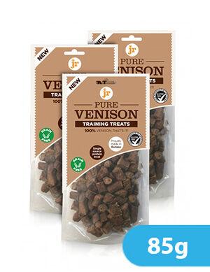 JR Pet Products Pure Venison Training Treats 85g