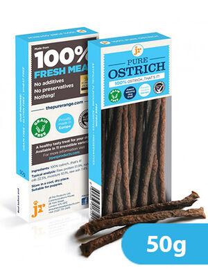 JR Pet Products Pure Ostrich Sticks 50g
