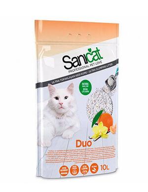Sanicat Duo White 10 L