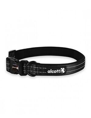 Alcott Adventure Collar - XL -Black