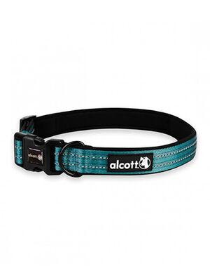 Alcott Adventure Collar - XL -Blue