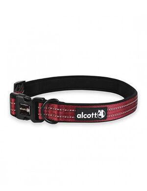 Alcott Adventure Collar - XL -Red