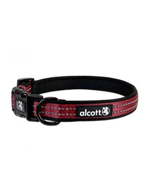 Alcott Adventure Collar Small Red