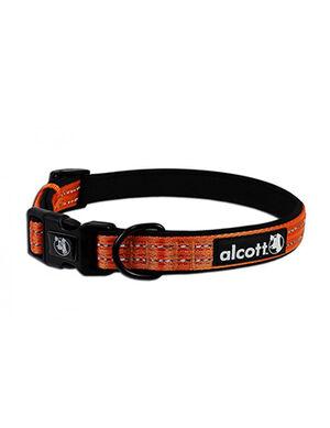 Alcott Visibility Collar Large Neon Orange