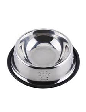 Pet Bowl (Stainless Steel)