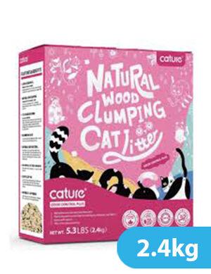 Cature Cat litter Carbon (Odor) -2.4kg