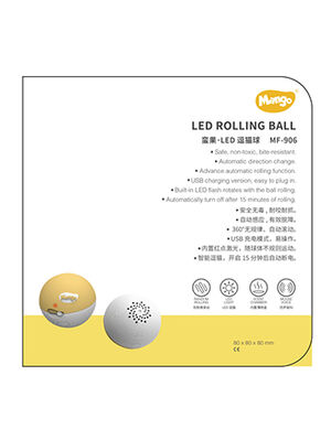 Mango LED Rolling Ball MF-906