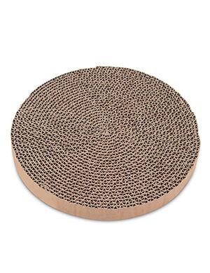 Mango Scratcher Round Cardboard MF-900B