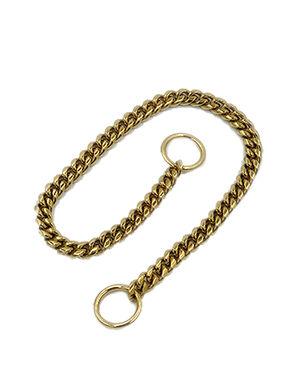 Dog Chain Collar 14 Inches