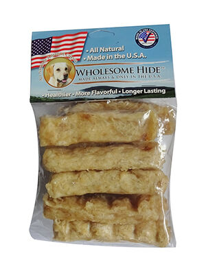 Wholesome Hide Carrot Chunkees 6oz