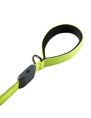 Niteize NiteDog Rechargeable LED Leash Lime