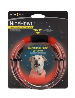 Niteize NiteHowl LED Safety Necklace Red