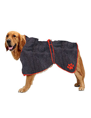 Pet Craft Dog Bath Robe Small -  Dogs product