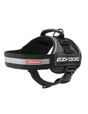 Ezydog Convert Grey & Black Harness Large