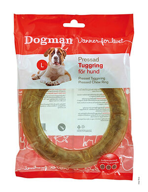 Dogman Press Chew Ring 198g