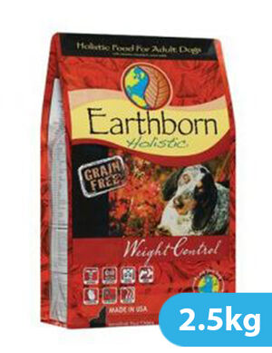 Earthborn Weight Control 2.5kg