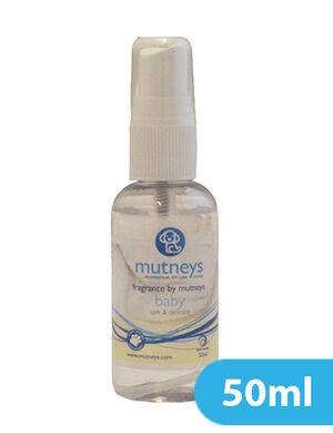 Mutneys Baby Fragrance Spray 50ml