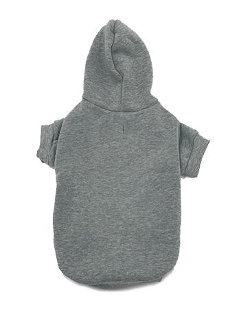 Pet Grey Hoodie Large