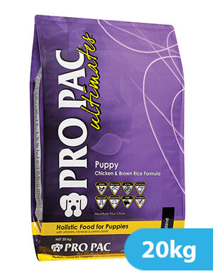 Pro Pac Chicken and Brown Rice Puppy 20 kg