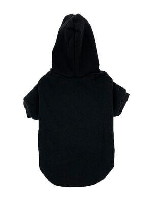 Pet Black Hoodie Medium
