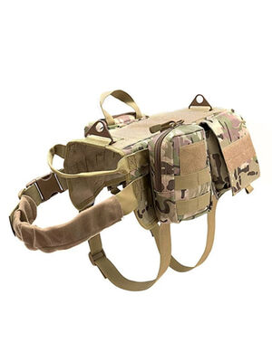 Army Tactical Dog Suit Large