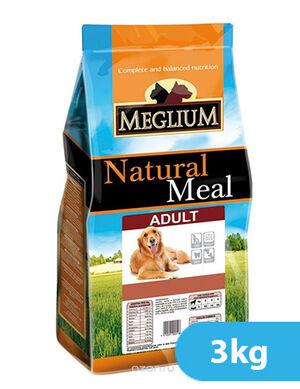 Meglium Natural Meal 3kg