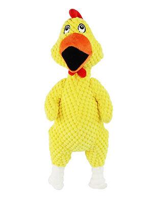Yellow Chicken Plush Toy
