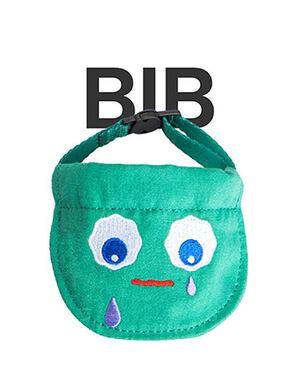 Pidan Bib Collar - Crying Babe