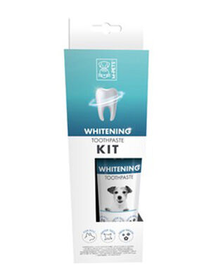 M-Pets Whitening Toothpaste Kit