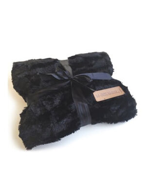 M-Pets Skye Blanket Black Small